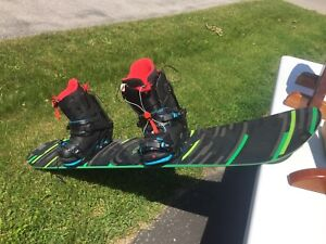 Snowboard - Burton 55 Clash Brand New