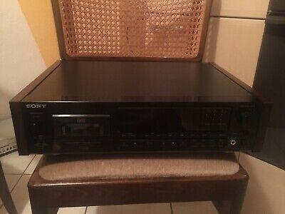 DAT, Sony DTC-55 ES, Digital Audio Tape Deck, mit Anleitung und FB, gebraucht ()