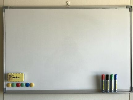 Magnetic Office Whiteboard + more