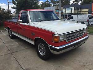 1987 FORD  F150 IN GREAT CONDITION with REGO & RWC INCLUDED !!!! Melbourne CBD Melbourne City Preview