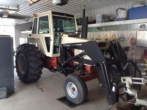 1976 case 970 tractor
