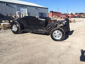 27 roadster nasty rat rod