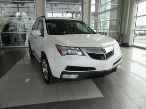 2011 Acura MDX Elite Package NAVI, BLUETOOTH, DVD PKG, HEATED...