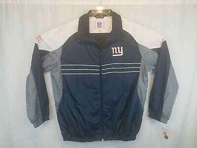1ca11c1f3bf New York Giants Jacket Windbreaker. New. NLF NY SI Team Apparel Men XL. L1
