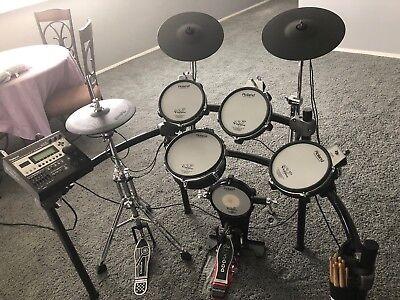 Roland V Drums TD 12
