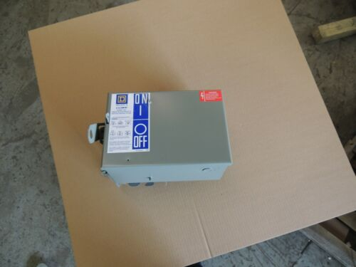 PQ3606G, OLD STYLE SQUARE D BUSWAY SWITCH PLUG, RECON 60 AMP, 600V WITH GROUND