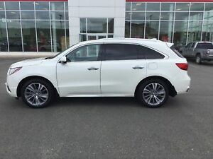 2017 Acura MDX Elite Package NAVI; P/ROOF; P/SEATS; LOADED