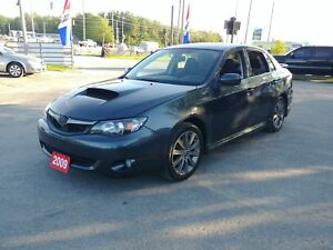 2009 Subaru Impreza WRX !! CERTIFIED!!FINANCING!!WARRANTY AVAIL!