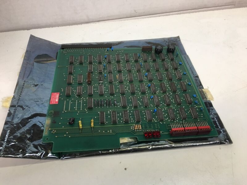 Cincinnati Milacron Communication Module PCB Circuit Board 3-531-3347A Rev D