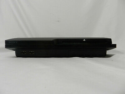 Sony PlayStation 3 Slim 200 GB Charcoal - Black Model CECH-2501A