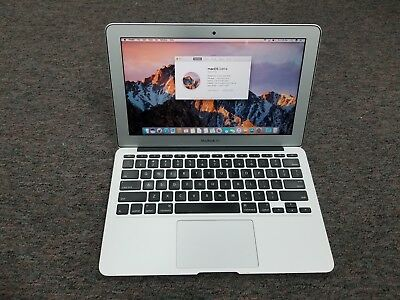 Apple MacBook Air 1.4 i5 4GB Ram 128GB SSD (MD711LL/B) (2014) Good Condition