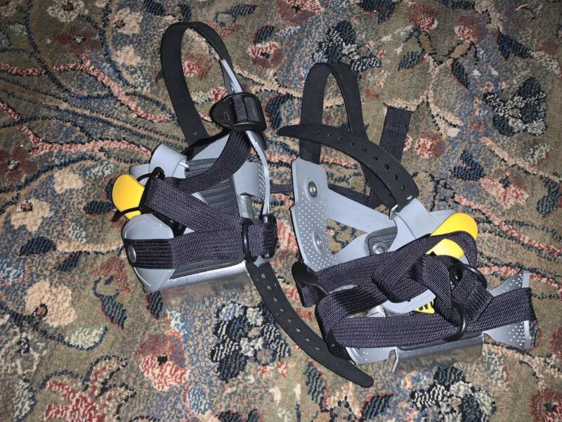 Atlas Mountain Tracker Running crampons - adjustable lightweight