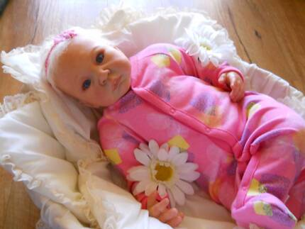Reborn Baby Doll (Larger Sized)
