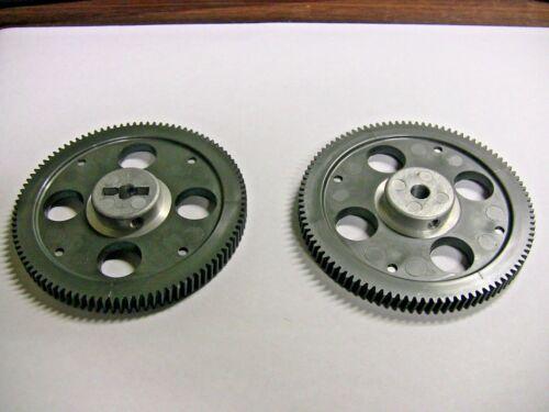 Bell & Howell 16mm upper & lower sprocket gear set for 500,1500, 2500 series