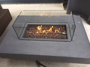Outdoor Fireplace - Propane