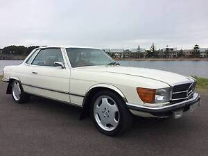 Mercedes 450SLC Newcastle Newcastle Area Preview