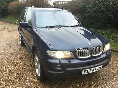 BMW X5 4.4i auto 2005MY Sport Low Mileage 99K