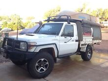 2008 Toyota LandCruiser Ute Broome 6725 Broome City Preview