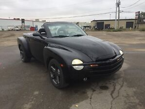 2003 Chevy SSR roadster truck