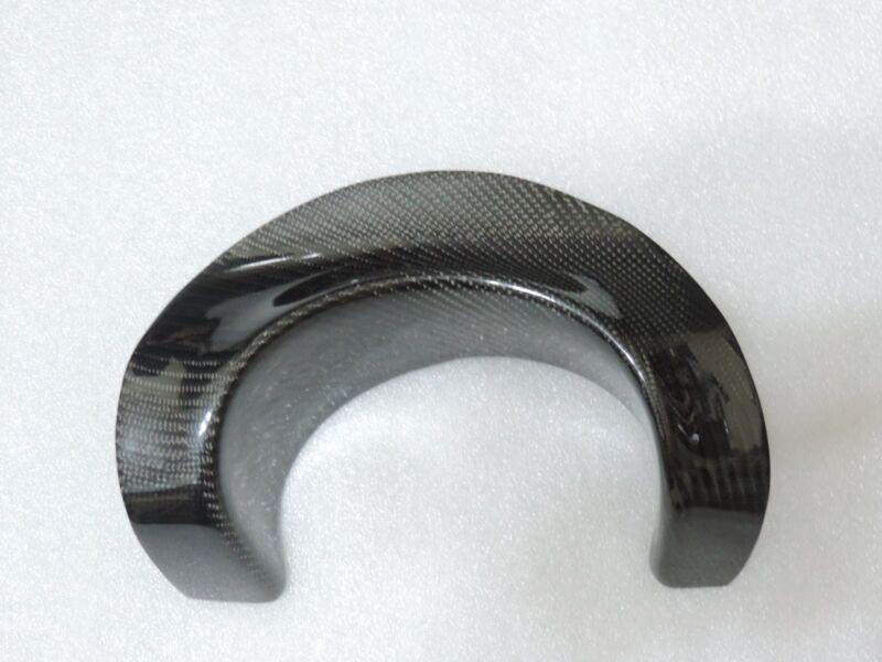 FOR Carbon Fiber 03-06 Evolution Lancer EVO 8 9 Exhaust Muffler Heat Shield