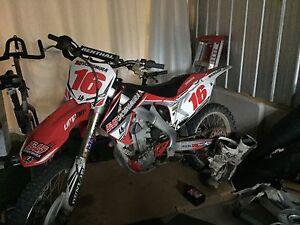 2011 crf250r