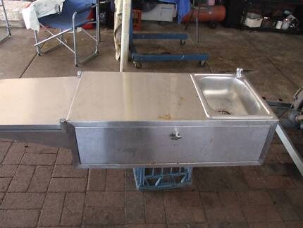 camping sink $150 ono