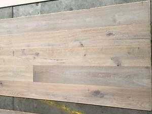 MINK GREY  EUROPEAN OAK FLOORING LEFTOVER PALLET STOCK PRICE Marrickville Marrickville Area Preview