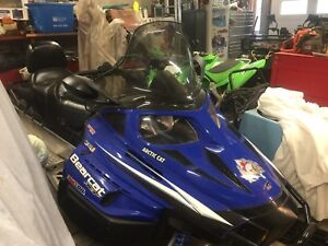 Arctic Cat BearCat Z1 2010