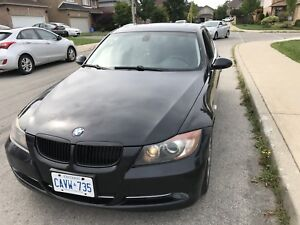 2008 BMW 335i very good car
