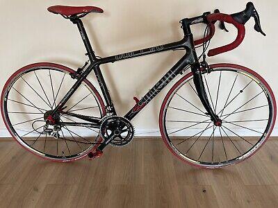 Men's carbon Fibre Cinelli Road Bike Size M