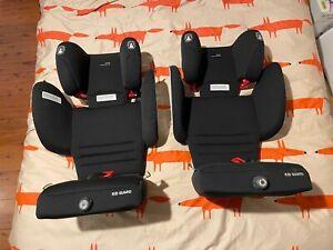 Britax safe n sound Kid Guard Booster Seat (black)