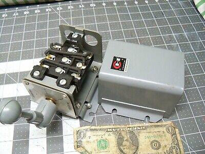 Cutler Hammer 9441h141a Forward Reverse Drum Switch Nice Eaton Usa