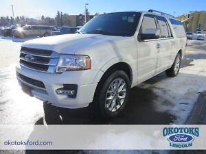 2015 Ford Expedition Max Limited Loaded! 7-seater super SUV