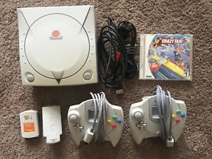 Sega Dreamcast For Sale