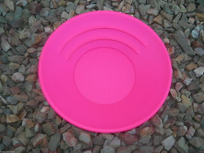 Hot Pink Gold Pan Panning 10 Prospecting Mining Sluice Made In The Usa