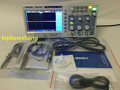 Digital 100mhz Oscilloscope 2channels 1gsas 7 Tft Lcd 800x480 Usb Dso5102p