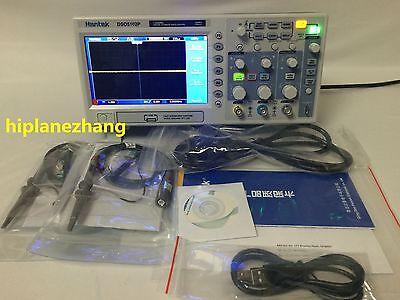Digital 100mhz Oscilloscope 2channels 1gsas 7 Tft Lcd 800x480 Usb Dso5102p