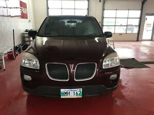 2007 Pontiac Montana EXT. Low kms & Safetied