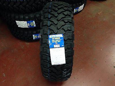 4 New Lt265 70 17 Comforser Cf3000 70R R17 Tires Lr E 2657017 Mud 10Ply