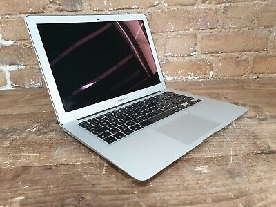 Apple MacBook Air Mid 2011 i5 2nd Gen 1.70GHz 256GB SSD 4GB RAM 127453