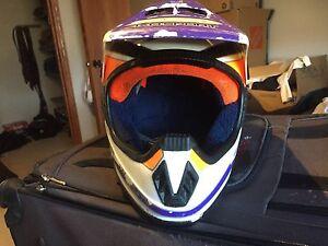 AxoSport Dirt Bike Helmet.