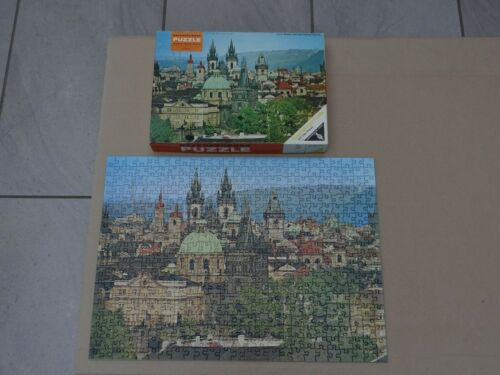 RAVENSBURGER PUZZLE - WORLD WIDE SERIE - PRAG - 500 Teile