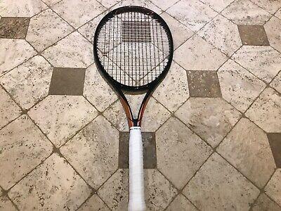 "RARE Angell V3 TC 100 Custom Midplus Tennis Racquet 4 3/8"""