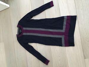 Cynthia Rowley wool sweater dress size XS