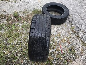 Goodyear 17 inch 275mm All Season Tires