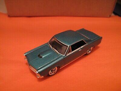 Hot Wheels - Larry Wood 35th anniversary set: car / '64 Pontiac GTO / pkg. pull