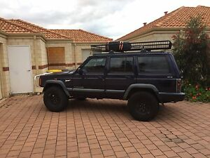 Jeep xj 1998 automatic Woolloongabba Brisbane South West Preview