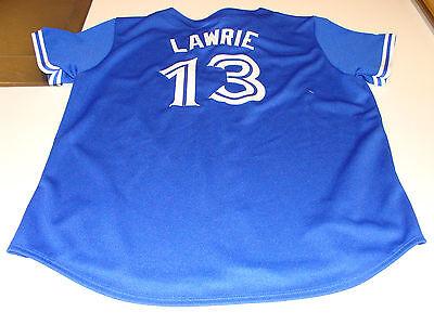 Alte Baseball-jersey (2013 Toronto Blue Jays Brett Lawrie Women L Alt Baseball Jersey Ladies Women )