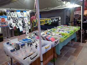 Phone cover and phone repair market stall for sale The Narrows Darwin City Preview