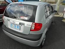 2011 Hyundai Getz Hatchback Devonport Devonport Area Preview